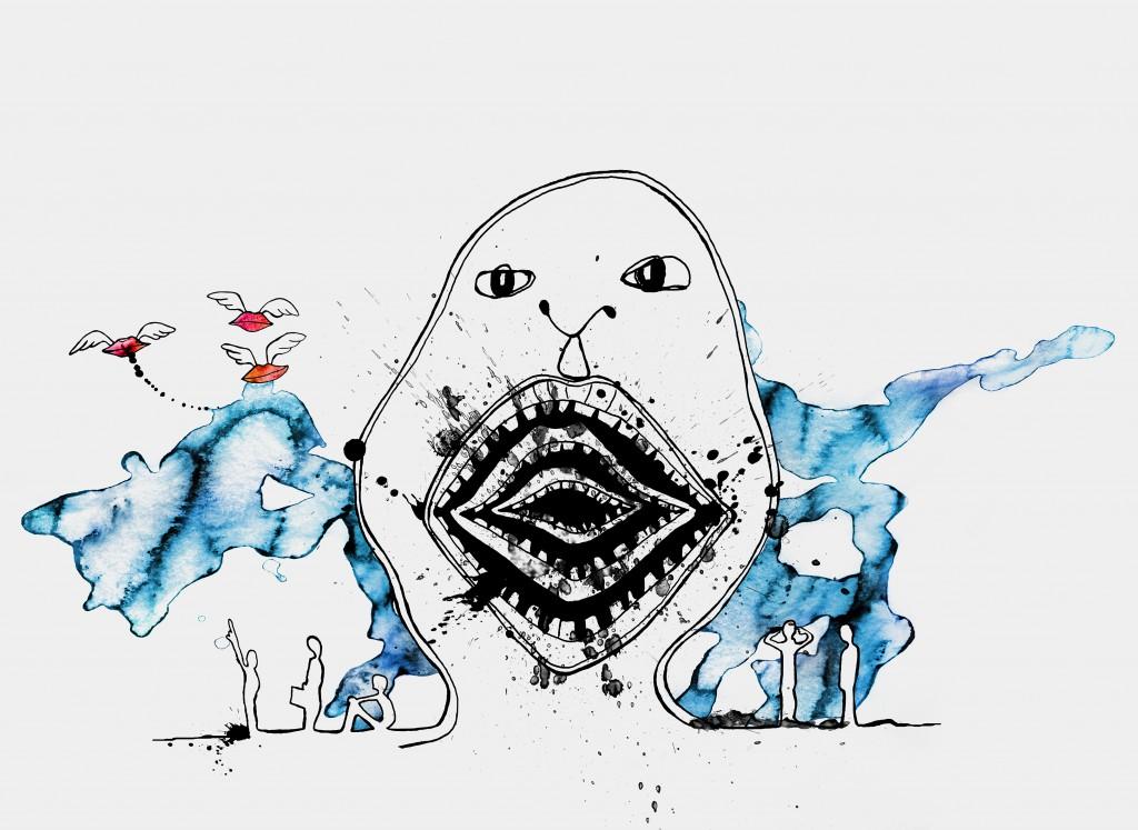 scream grey web