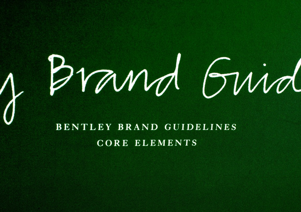 Bentley Guideline