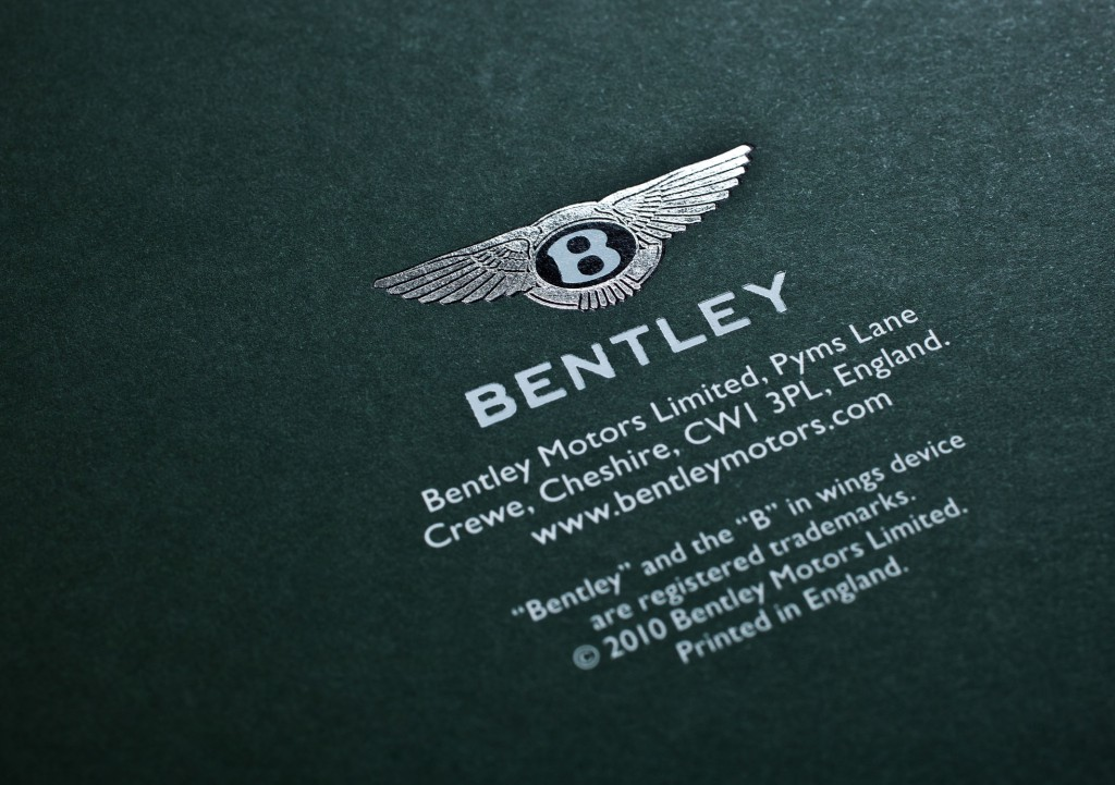 Bentley Modelbox