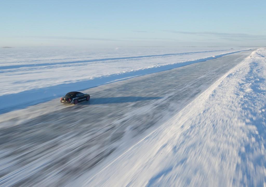 Bentley Speedrecord
