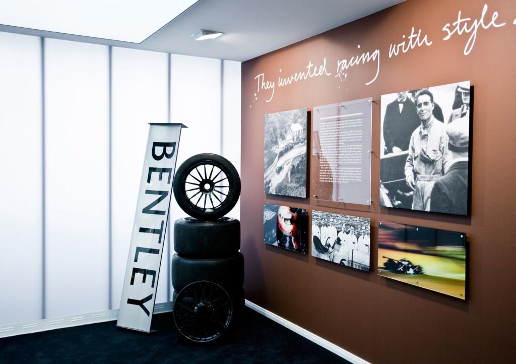 Bentley Museeum