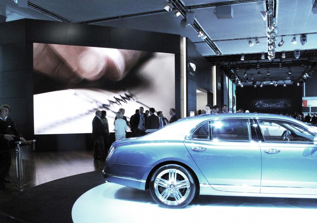 Bentley Frankfurt