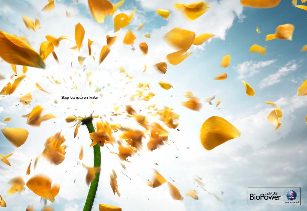Saab BioPower Blomma