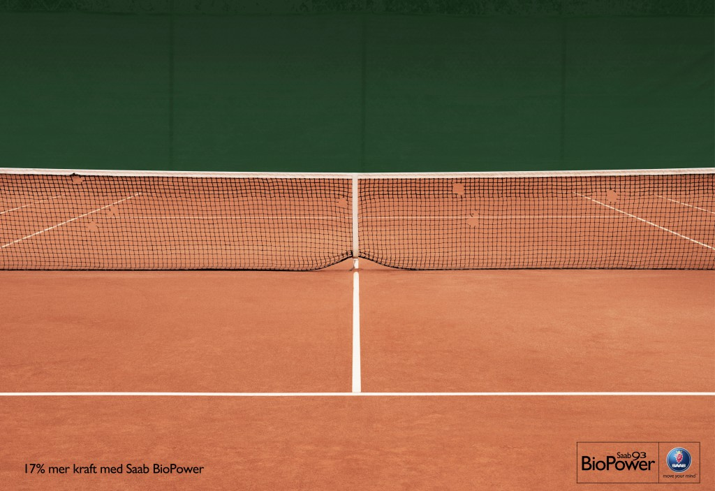 Saab BioPower Extrakraft Tennis