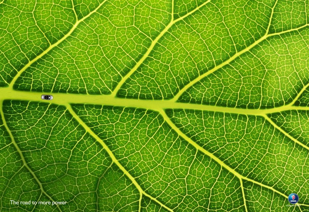 Saab BioPower Natur Löv