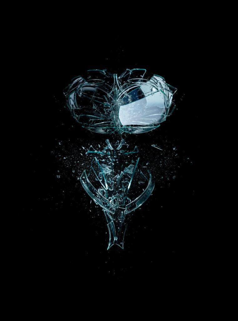 Glass Alien
